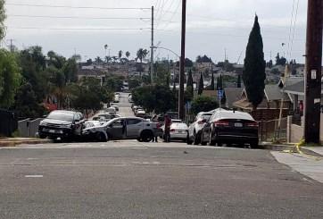 Encuentran baleado a conductor hispano tras accidente en San Diego