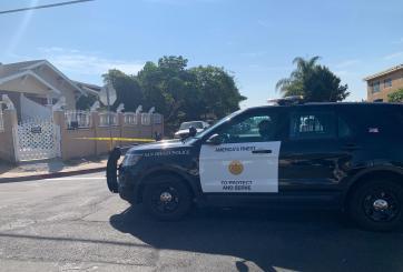 Hombre muere tras ser baleado por un policia de San Diego
