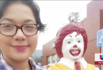 Buscan al asesino de una joven salvadoreña en Fairfax