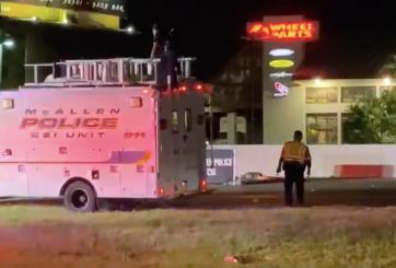 Investigan atropellamiento mortal en al oeste de la I-2 en McAllen