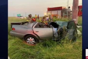 Muere mujer de 31 residente de Harlingen en accidente vehicular