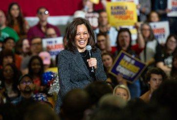 Candidata a vicepresidente Kamala Harris visitará McAllen el viernes