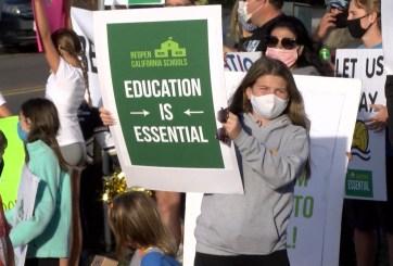 Padres piden clases presenciales en primarias de Chula Vista