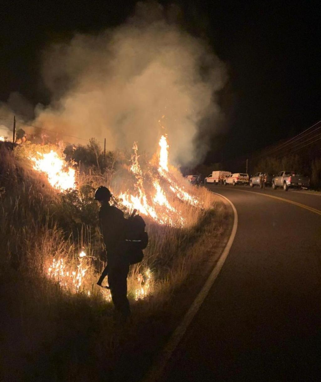 Incendios forestales en Colorado