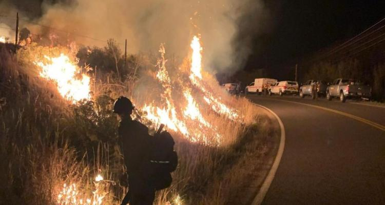Incendios forestales en Colorado