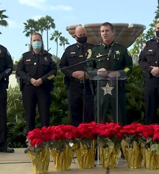 Condado de Orange refuerza patrullaje policial en estas festividades