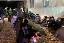 Más de 90 inmigrantes indocumentados fueron arrestados esta semana