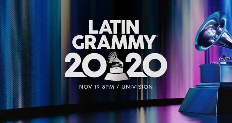 Todo listo para los Latin Grammys 2020 de esta noche