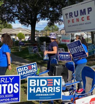 Florida: 4,637 nuevos casos COVID-19 el día de elecciones presidenciales