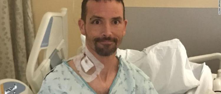 Estuvo 'muerto' por 45 minutos y doctores lograron revivir su corazón