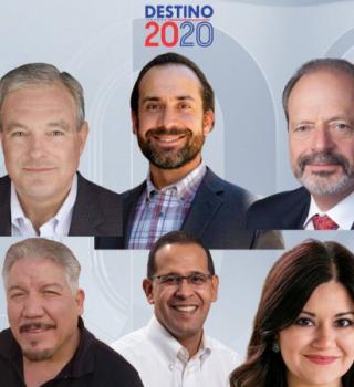 Elecciones 2020: Alcalde de El Paso