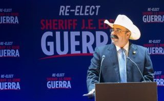 Alguacil del Co. Hidalgo informa de hospitalización por COVID-19