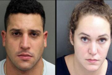 Bombero de Kissimmee y su novia acusados de abuso sexual a menor de 7 años