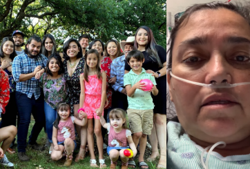 15 parientes contraen COVID-19 en reunión familiar