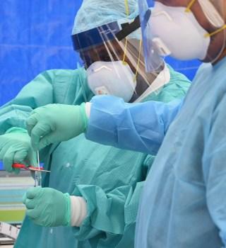 Terapia de anticuerpos contra COVID se distribuirá este martes, revelan