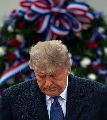 trump derrotado