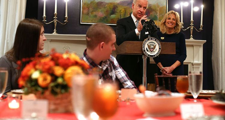 biden thanksgiving