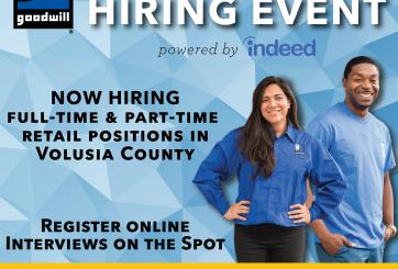 ¿Necesitas trabajo? Goodwill busca empleados en el condado de Volusia