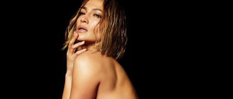 JLo posa desnuda para la portada de su nuevo sencillo 'In the Morning'