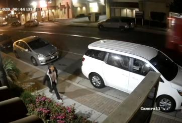 VIDEO: Piden ayuda para identificar hispana atropellada fatalmente en San Ysidro