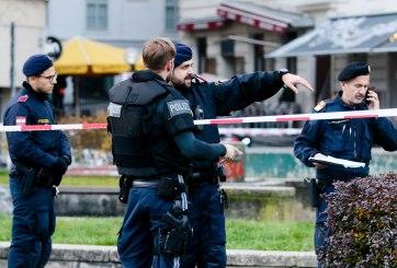 Ataque terrorista en Viena deja varios muertos y heridos