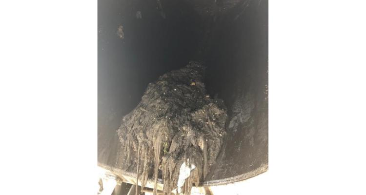Autoridades de El Paso piden no tirar basura en inodoros