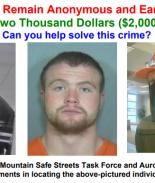 Autoridades buscan a responsable de robos a bancos en Denver y Aurora
