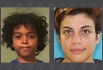 Encuentran a niño de 9 años desaparecido en Texas y arrestan a su madre