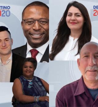 Elecciones 2020: Resultados Preliminares Distritos 2 y 4