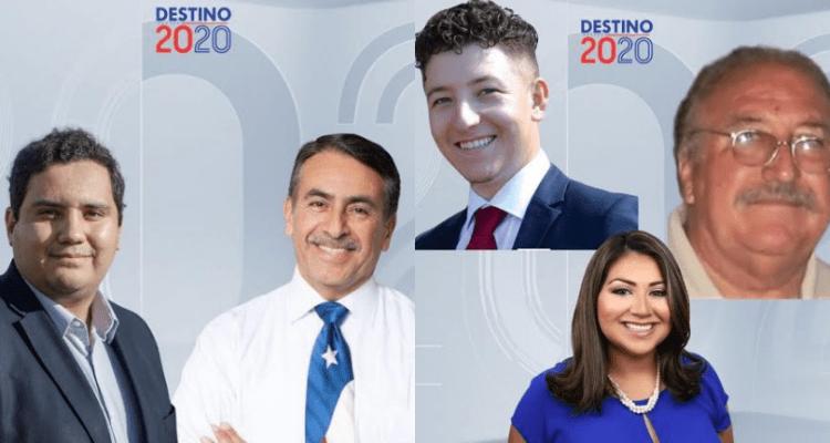 Elecciones 2020: Resultados preliminares Distritos 3 y 7