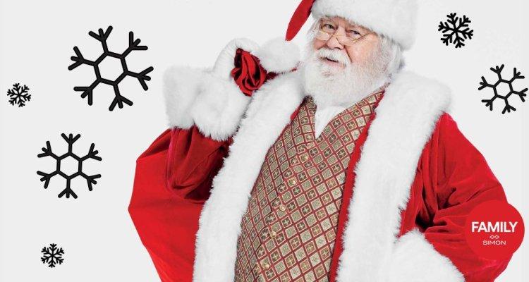 Pese al nuevo brote de COVID-19…Santa Claus llega a Cielo Vista Mall