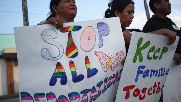 Exigirán una reforma migratoria para 2021 con caravana en la frontera