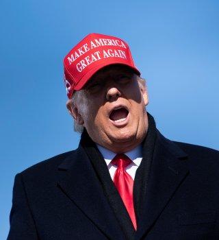 Posiciones encontradas frente a la visita de Trump al Valle de Texas