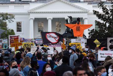 Varias ciudades se preparan para protestas y disturbios por elecciones