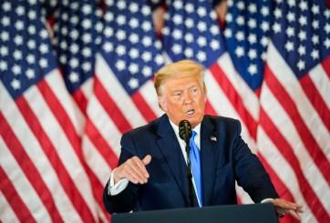 Campaña de Trump pide recuento en Wisconsin, demandará en Michigan