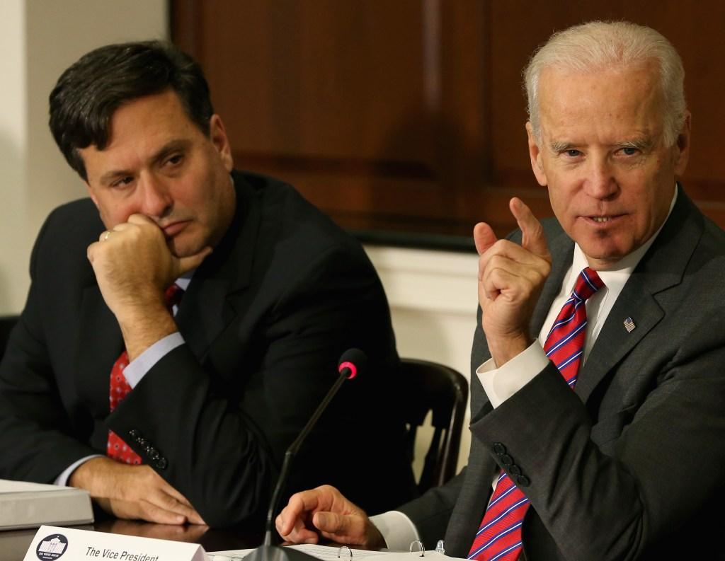 Biden y Klain