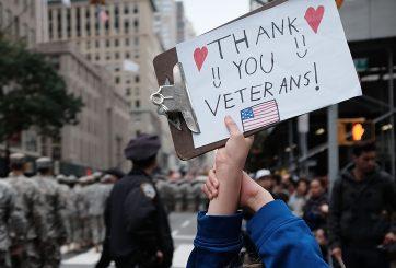 28 sitios con descuentos y productos gratis este Día de los Veteranos