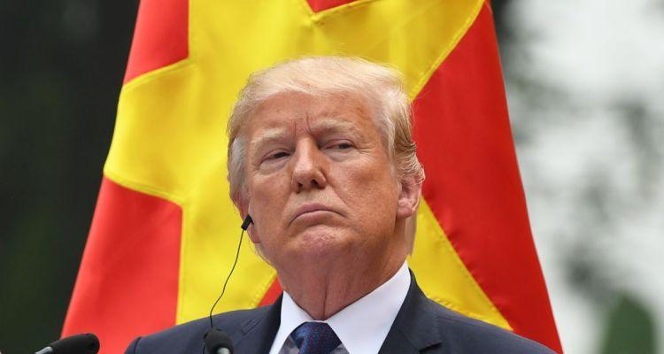 donald trump evil
