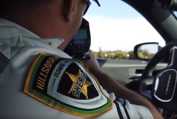 Acentúan medidas contra conductores agresivos en el condado Hillsborough
