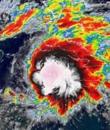 Tormenta Eta provoca lluvias en Florida tras abatir Cuba