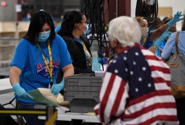 Florida suma más de 4,400 nuevos casos COVID-19 tras un día electoral