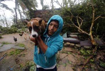 Tormenta Eta deja 50 muertos en Centroamérica y avanza a Cuba