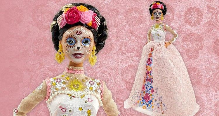 ¿Apropiación o apreciación cultural? Barbie catrina causa polémica