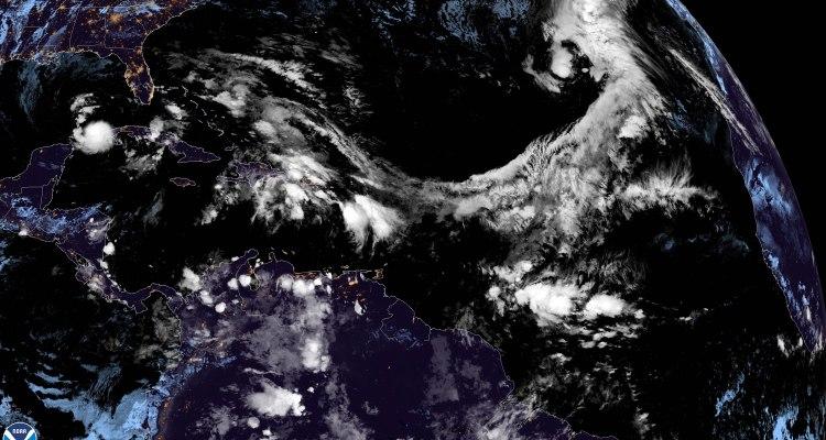 Estas son las 29 tormentas tropicales con nombre de 2020 (hasta ahora)