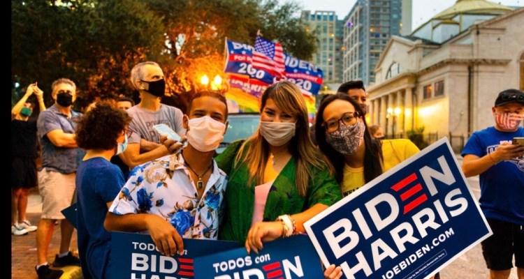 Organizaciones boricuas celebran gran participación electoral