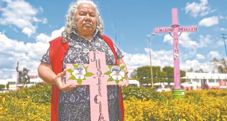Semana contra la violencia hacia las mujeres, madre de víctima habla en exclusiva