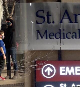 Jefferson registra su pico más alto de contagios en la pandemia