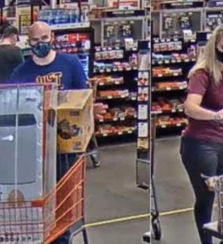 Policía de Lakewood busca a sospechosos de robo de identidad