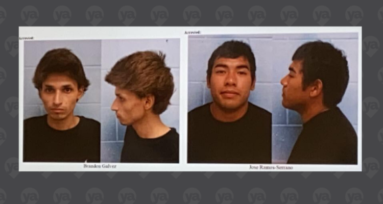 Comparecen en tribunales hombres acusados de abusar de niña de 13
