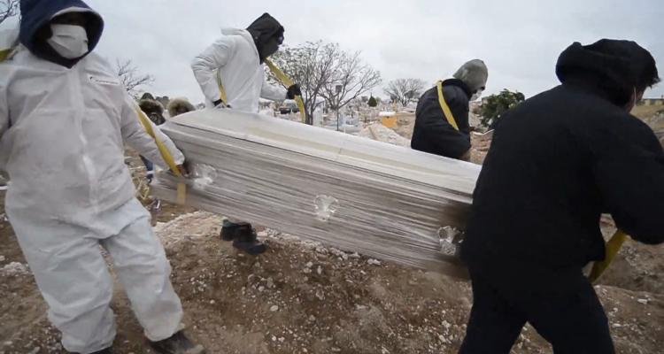 Octubre negro: así se conmemora el Día de Muertos en Ciudad Juárez